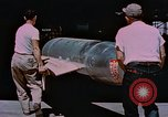 Image of F-102A Edwards Air Force Base California USA, 1956, second 34 stock footage video 65675020955