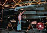 Image of F-102A Edwards Air Force Base California USA, 1956, second 38 stock footage video 65675020955