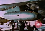 Image of F-102A Edwards Air Force Base California USA, 1956, second 44 stock footage video 65675020955
