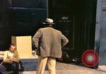 Image of Old destitutes San Francisco California USA, 1967, second 48 stock footage video 65675020966