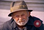 Image of Old men San Francisco California USA, 1967, second 6 stock footage video 65675020967