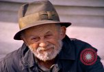 Image of Old men San Francisco California USA, 1967, second 7 stock footage video 65675020967