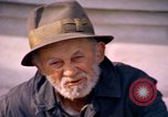 Image of Old men San Francisco California USA, 1967, second 9 stock footage video 65675020967