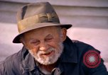 Image of Old men San Francisco California USA, 1967, second 12 stock footage video 65675020967