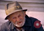 Image of Old men San Francisco California USA, 1967, second 15 stock footage video 65675020967