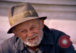 Image of Old men San Francisco California USA, 1967, second 16 stock footage video 65675020967
