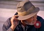 Image of Old men San Francisco California USA, 1967, second 19 stock footage video 65675020967