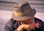 Image of Old men San Francisco California USA, 1967, second 25 stock footage video 65675020967