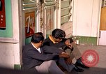 Image of Old men San Francisco California USA, 1967, second 56 stock footage video 65675020967