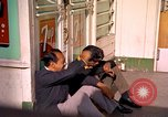 Image of Old men San Francisco California USA, 1967, second 57 stock footage video 65675020967