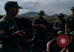 Image of Fourth Infantry Division Indoctrination Camp Enari Vietnam, 1967, second 11 stock footage video 65675021018