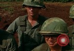 Image of Fourth Infantry Division Indoctrination Camp Enari Vietnam, 1967, second 54 stock footage video 65675021018