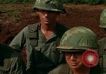 Image of Fourth Infantry Division Indoctrination Camp Enari Vietnam, 1967, second 55 stock footage video 65675021018
