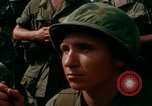 Image of Fourth Infantry Division Indoctrination Camp Enari Vietnam, 1967, second 60 stock footage video 65675021018