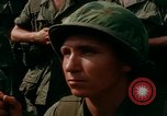 Image of Fourth Infantry Division Indoctrination Camp Enari Vietnam, 1967, second 61 stock footage video 65675021018