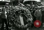 Image of Harry Brooks Memorial Tablet Detroit Michigan USA, 1928, second 14 stock footage video 65675021021