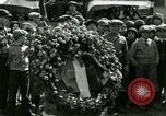 Image of Harry Brooks Memorial Tablet Detroit Michigan USA, 1928, second 16 stock footage video 65675021021