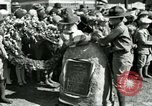 Image of Harry Brooks Memorial Tablet Detroit Michigan USA, 1928, second 25 stock footage video 65675021021
