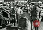 Image of Harry Brooks Memorial Tablet Detroit Michigan USA, 1928, second 31 stock footage video 65675021021