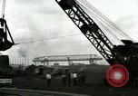 Image of Water tunnel construction United States USA, 1929, second 16 stock footage video 65675021028