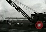 Image of Water tunnel construction United States USA, 1929, second 22 stock footage video 65675021028