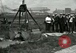 Image of Water tunnel construction United States USA, 1929, second 23 stock footage video 65675021028