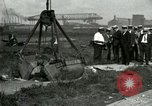 Image of Water tunnel construction United States USA, 1929, second 24 stock footage video 65675021028