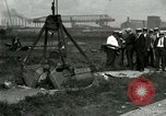 Image of Water tunnel construction United States USA, 1929, second 25 stock footage video 65675021028