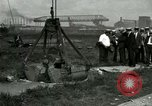 Image of Water tunnel construction United States USA, 1929, second 26 stock footage video 65675021028