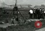 Image of Water tunnel construction United States USA, 1929, second 27 stock footage video 65675021028