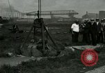 Image of Water tunnel construction United States USA, 1929, second 28 stock footage video 65675021028