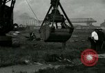 Image of Water tunnel construction United States USA, 1929, second 31 stock footage video 65675021028