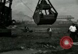Image of Water tunnel construction United States USA, 1929, second 32 stock footage video 65675021028