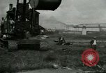 Image of Water tunnel construction United States USA, 1929, second 34 stock footage video 65675021028
