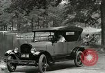 Image of Ford Model T car United States USA, 1924, second 4 stock footage video 65675021037