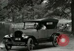 Image of Ford Model T car United States USA, 1924, second 6 stock footage video 65675021037