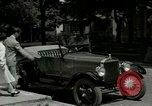 Image of Ford Model T car United States USA, 1924, second 42 stock footage video 65675021037