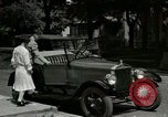 Image of Ford Model T car United States USA, 1924, second 43 stock footage video 65675021037