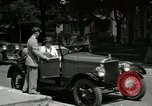 Image of Ford Model T car United States USA, 1924, second 46 stock footage video 65675021037