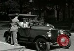 Image of Ford Model T car United States USA, 1924, second 47 stock footage video 65675021037