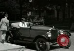 Image of Ford Model T car United States USA, 1924, second 49 stock footage video 65675021037