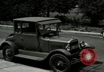 Image of Ford Model T car United States USA, 1924, second 62 stock footage video 65675021037