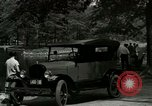 Image of Ford T Model cars United States USA, 1926, second 13 stock footage video 65675021040