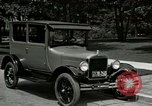 Image of Ford T Model cars United States USA, 1926, second 52 stock footage video 65675021040