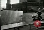 Image of Ford Tri Motor Production Dearborn Michigan USA, 1928, second 43 stock footage video 65675021051