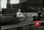 Image of Ford Tri Motor Production Dearborn Michigan USA, 1928, second 44 stock footage video 65675021051
