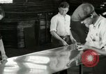 Image of Ford Tri Motor Production Dearborn Michigan USA, 1928, second 52 stock footage video 65675021051