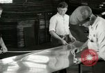 Image of Ford Tri Motor Production Dearborn Michigan USA, 1928, second 53 stock footage video 65675021051