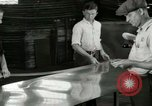 Image of Ford Tri Motor Production Dearborn Michigan USA, 1928, second 59 stock footage video 65675021051
