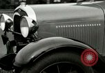 Image of Parts of Ford car United States USA, 1927, second 35 stock footage video 65675021054